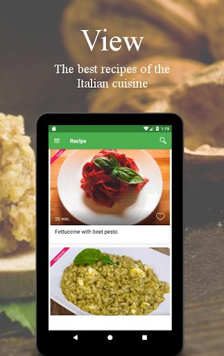 Vegetarian and vegan recipes screenshot 10