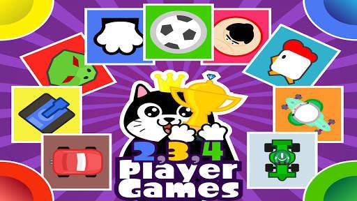 Игры на двоих троих 4 игрока - змея,танки,Футбол скриншот 1