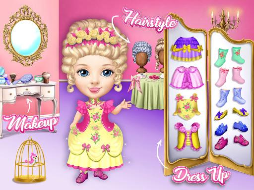 Pretty Little Princess - Dress Up, Hair & Makeup 15 تصوير الشاشة