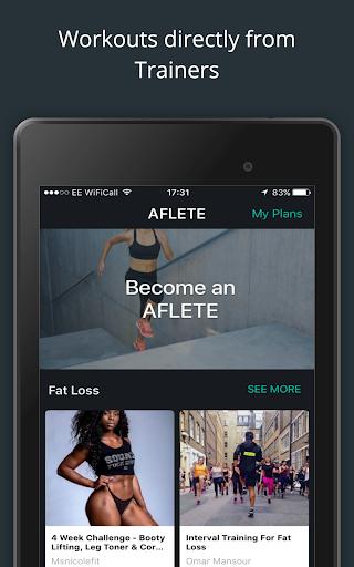 AFLETE 9 تصوير الشاشة