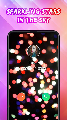 Color Call Flash- Call Screen, Color Phone Flash screenshot 8