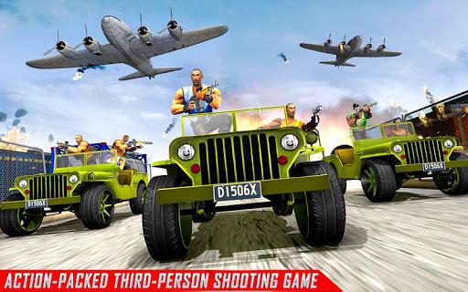 New Gun Shooting Strike - Counter Terrorist Games screenshot 6