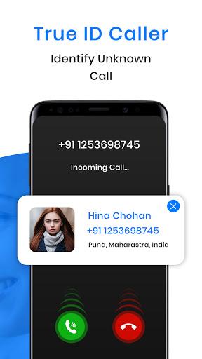 True ID Caller Name & Location Tracker скриншот 3