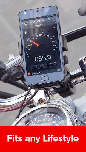 Speed Tracker. GPS Speedometer and Trip Computer screenshot 4