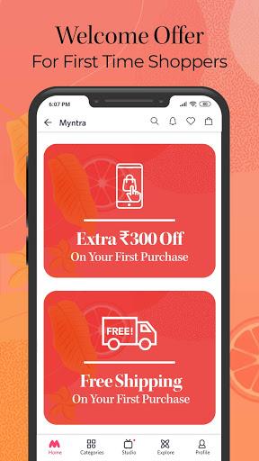 Myntra Online Shopping App - Shop Fashion & more screenshot 7