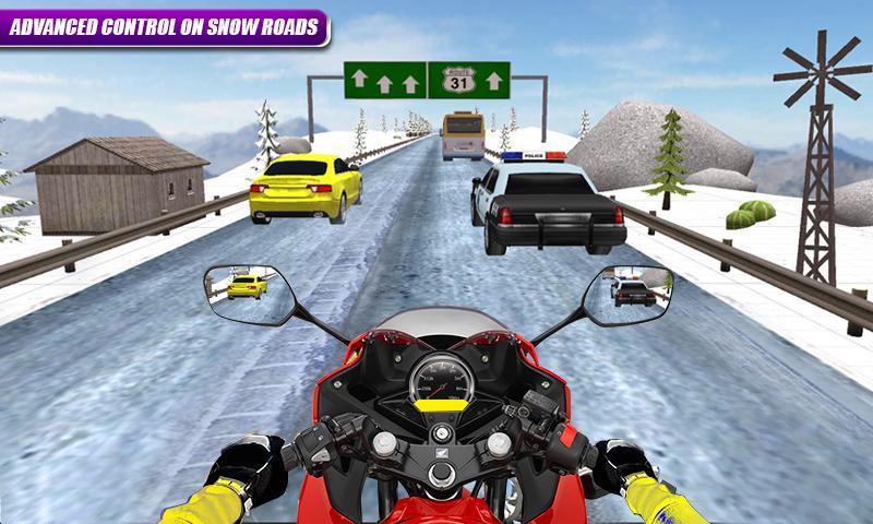 Super Bike Racing Rivals 3D screenshot 1