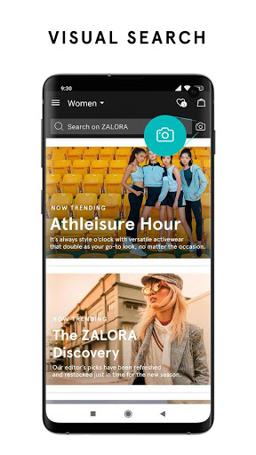 ZALORA - Fashion Shopping 5 تصوير الشاشة