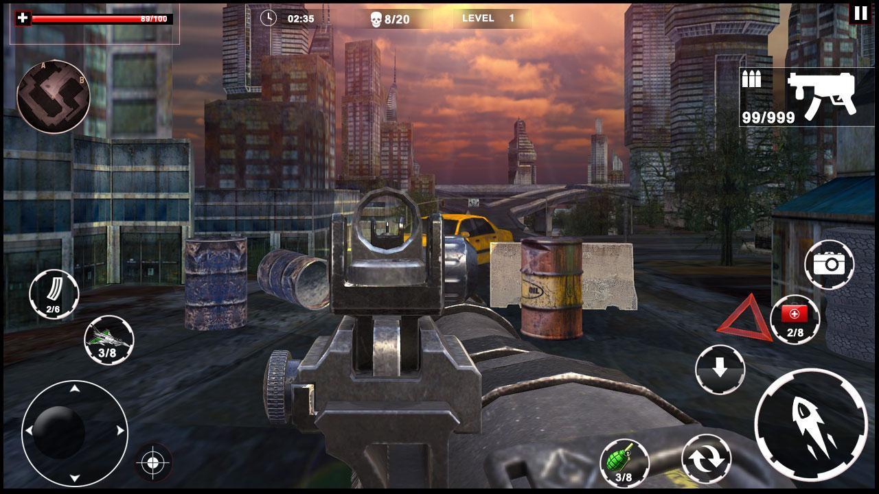 Gunship Gunner screenshot 3