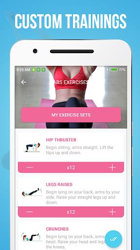 Abs Workout screenshot 3