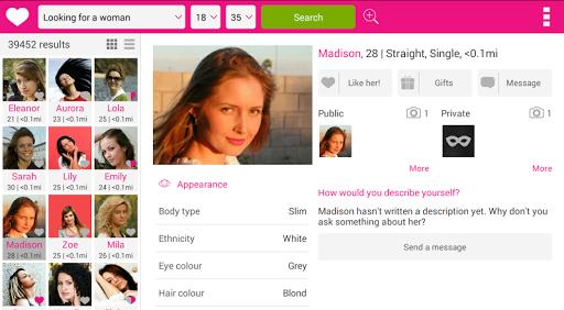 Date-me - Free Dating screenshot 5