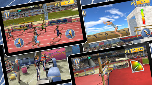 Athletics2: Summer Sports Free screenshot 4