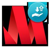 ikon Ultra data saving - Opera Max