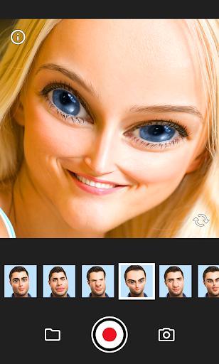 Face Warp 4 تصوير الشاشة