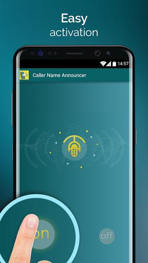 Caller Name Announcer – with Caller ID screenshot 2