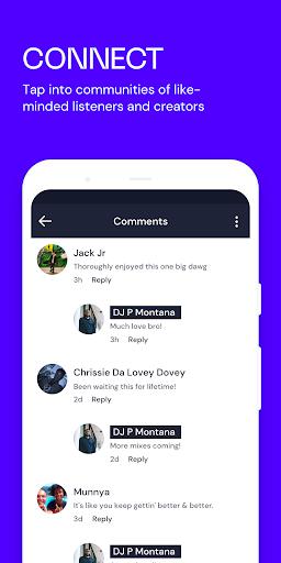 Mixcloud - Gabungan Radio & DJ screenshot 5