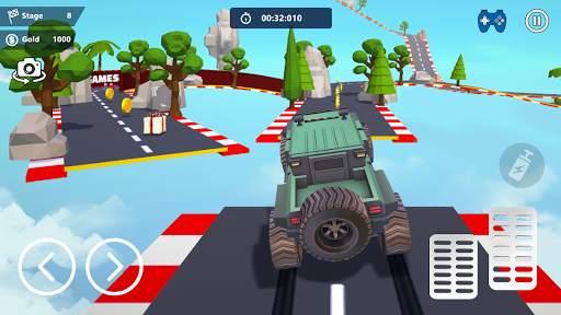 Car Stunts 3D Free - Extreme City GT Racing screenshot 4