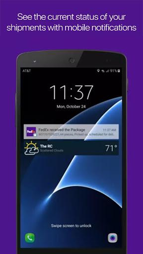 FedEx Mobile screenshot 7