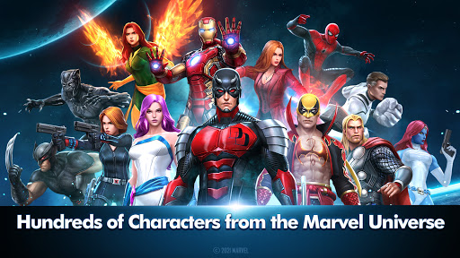 MARVEL Future Fight screenshot 1