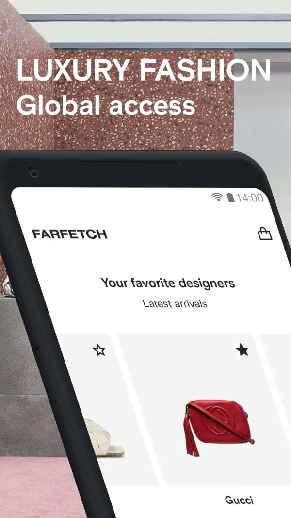 Farfetch - Shop Designer Clothing & Fall Fashion 1 تصوير الشاشة