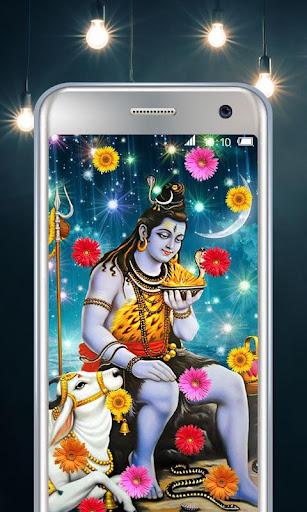 Shiva Live Wallpaper screenshot 1
