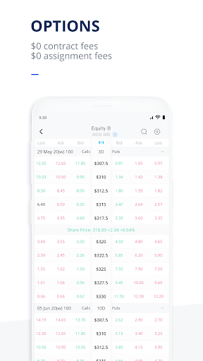 Webull: Investing & Trading. All Commission Free screenshot 4