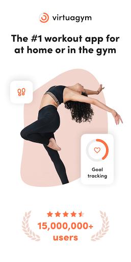 Virtuagym Fitness Tracker - Home & Gym screenshot 1