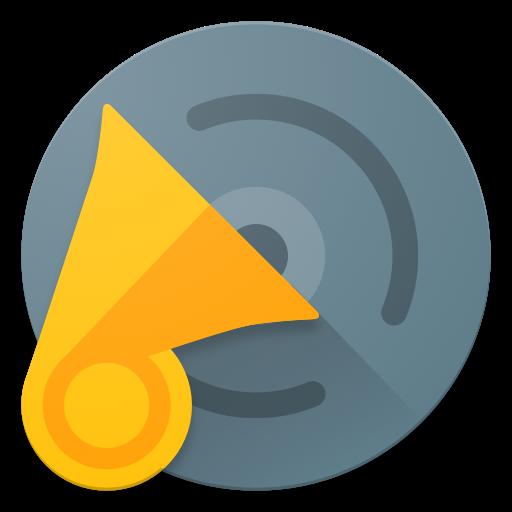Phonograph Music Player أيقونة