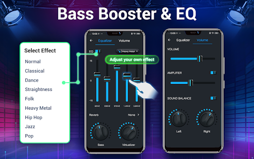 Music Player - Bass Booster & Free Music screenshot 13