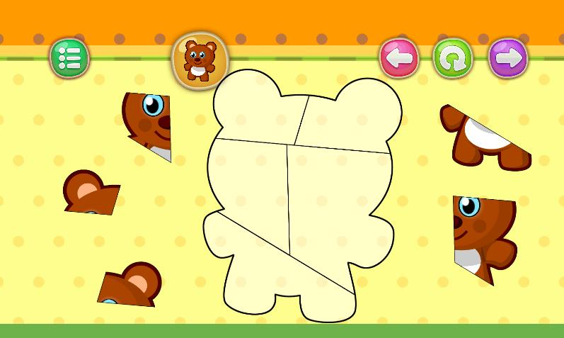 Puzzle for toddlers: puzzle games for boys 1 تصوير الشاشة