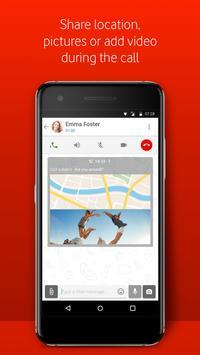 Vodafone Call  & Message  6 تصوير الشاشة