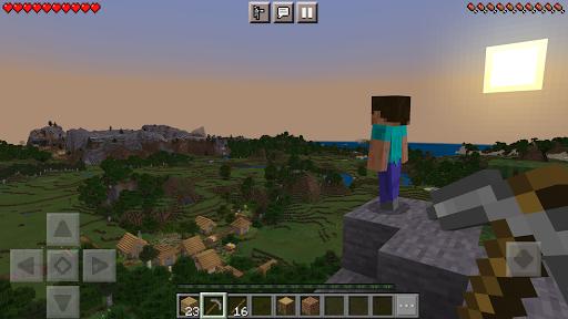 Майнкрафт скриншот 1