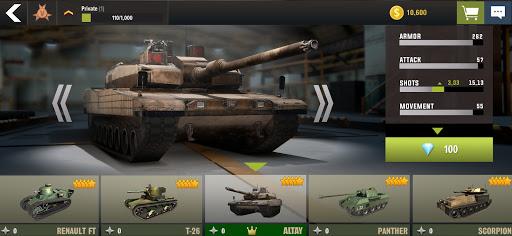 War Machines: Best Free Online War & Military Game 13 تصوير الشاشة