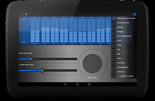 Equalizer Ultra™ - Best Equalizer with Loud Bass 13 تصوير الشاشة