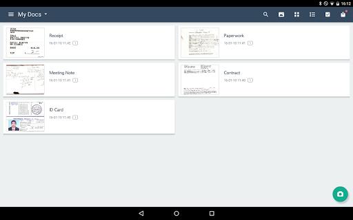 CamScanner - Scanner to scan PDF screenshot 14