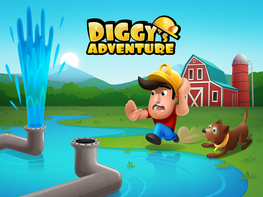 Diggy's Adventure: मस्त Logic Puzzle व Maze Escape screenshot 8