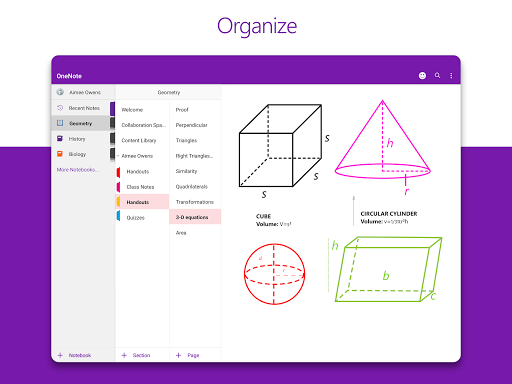 Microsoft OneNote: Save Ideas and Organize Notes screenshot 11