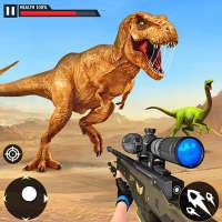 Real Dinosaur Hunter Hunting Games on 9Apps