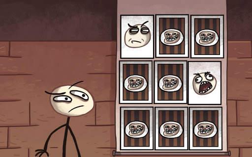 Troll Face Quest Classic screenshot 11