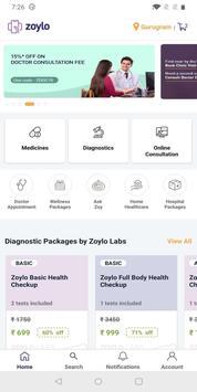 Zoylo 3 تصوير الشاشة
