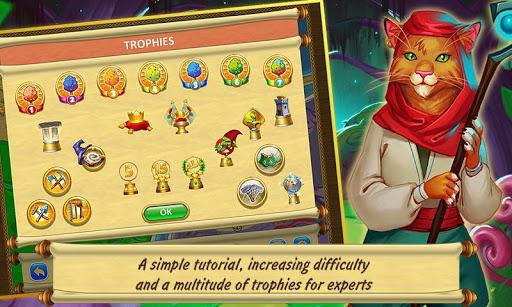 Gnomes Garden 3: The Thief of Castles screenshot 5
