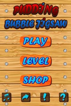 Pudding Bubble Jigsaw 3 تصوير الشاشة