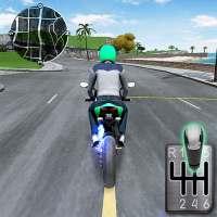 Moto Traffic Race 2: Multiplayer on 9Apps