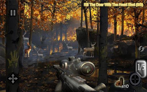 Sniper Animal Shooting 3D:Wild Animal Hunting Game screenshot 6