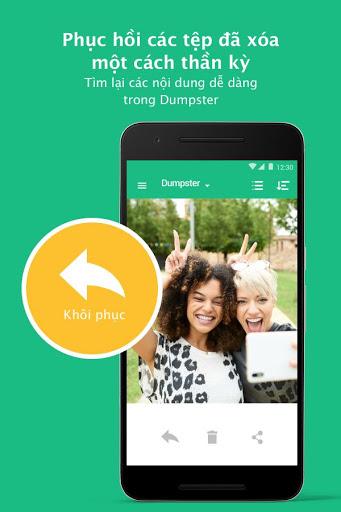 Thùng rác Dumpster screenshot 3