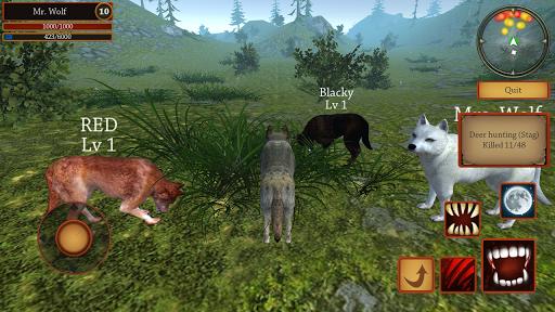 Wolf Simulator Evolution screenshot 6
