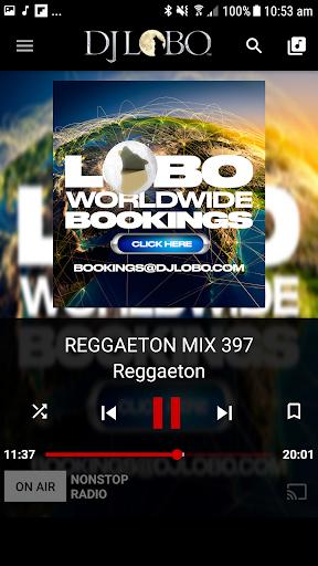 DJ Lobo 1 تصوير الشاشة