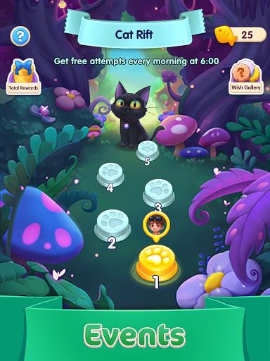 Jellipop Match-Decorate your dream island! screenshot 10