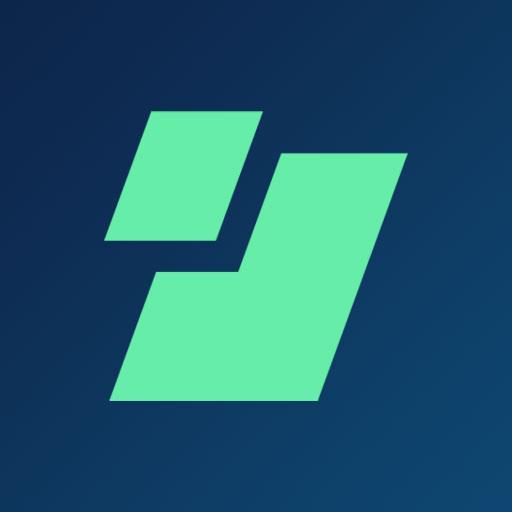 Edge - Bitcoin, Ethereum, Monero, Ripple Wallet أيقونة