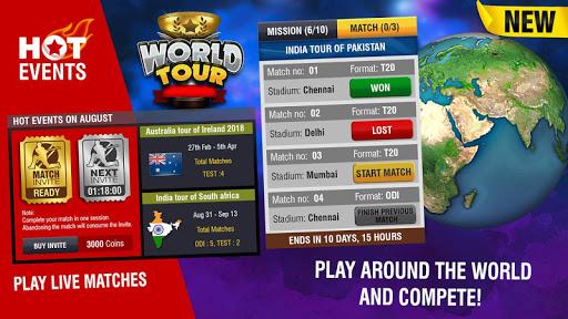 World Cricket Championship 2 - WCC2 स्क्रीनशॉट 9