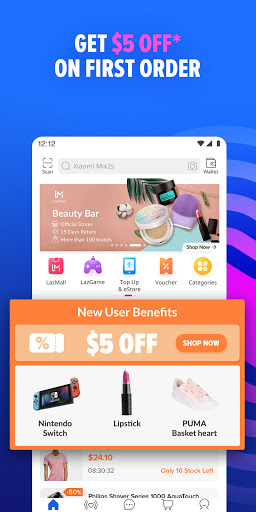 Lazada 12.12 Year End Sale screenshot 2